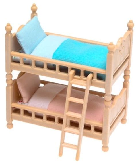 calico critters bunk beds 17 best images about doll beds on pinterest mattress