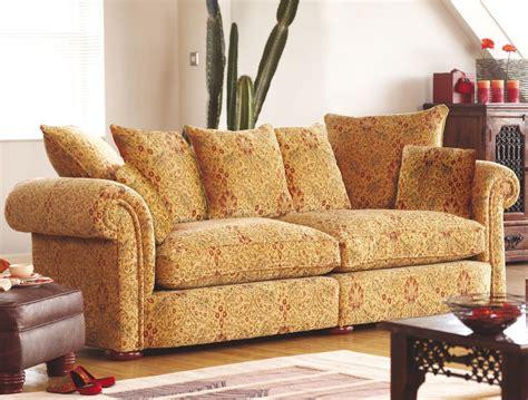 richmond fabric  seater split sofa  creamery furniture