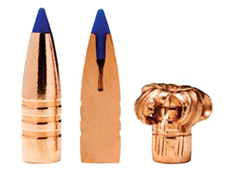 Barnes X barnes tipped shock x ttsx bullets 30 cal 308 diameter 168