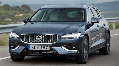 volvo 2019 announcement 2019 volvo v60 interior exterior and drive
