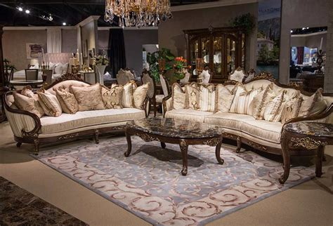 aico living room furniture aico sofa michael amini gie sofa platinum finish fs