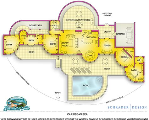 vacation house floor plans floor plans vacation home interiors
