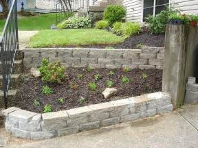 miscellaneous retaining wall blocks landscaping ideas