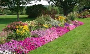 perennial flower garden landscaping gardening ideas