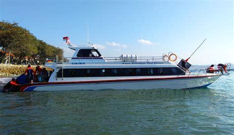special offer fast boat  nusa penida bali activities