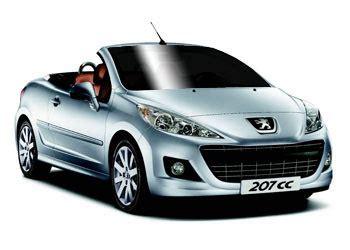 peugeot car rental france car rental blog convertible car hire france