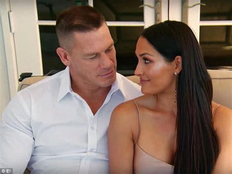 nikki bella dating nikki bella confirms she has split with john cena i know