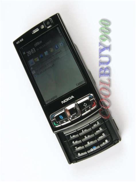Nokia N95 8gb Black new unlocked nokia n95 8gb gps 5mp phone black slider phone ebay