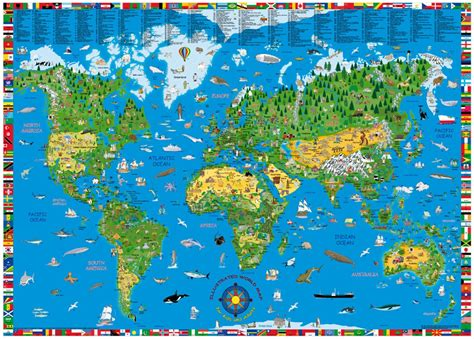 world maps for kids com kids world map grahamdennis me