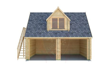 log cabin floor plans with garage interlocking log cabin garage dartmouth 6 0m x 5 0m