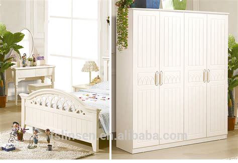 Antique White Childrens Bedroom Furniture by 6602 Antique White Korean Children Bedroom Furniture Buy