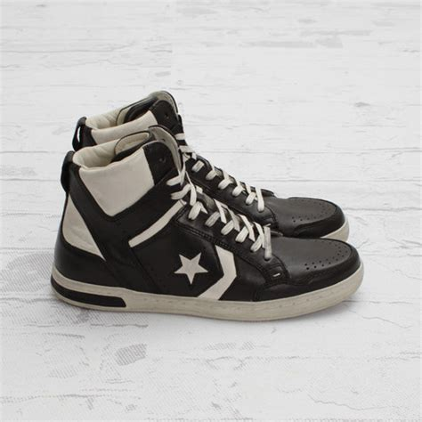 Converse Varvatos Weapon Denim Turtledove Zip what are you really wearing malefashion