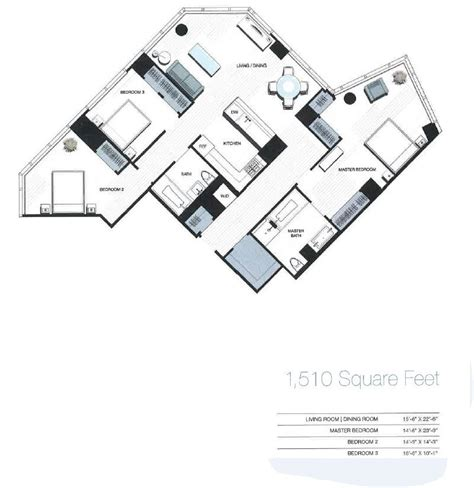 77 hudson floor plans 77 hudson st 3503 jersey city nj condo for sale