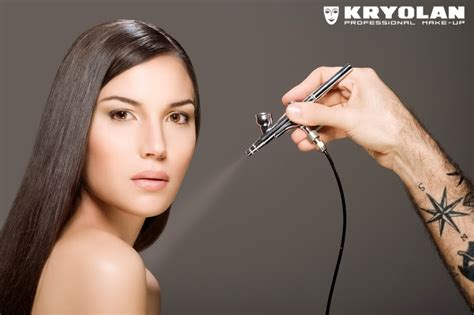 Makeup Kryolan airbrush make up kryolan