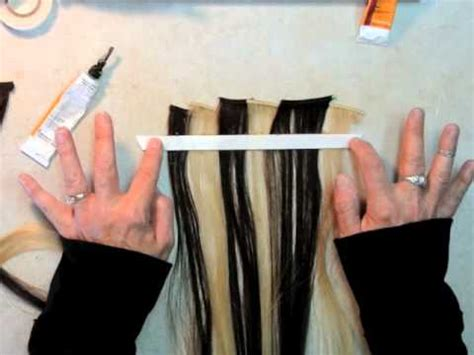 easy     seamless tape  hair extension