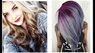 hairstyle and color for fall 2017 2017 hair color trends