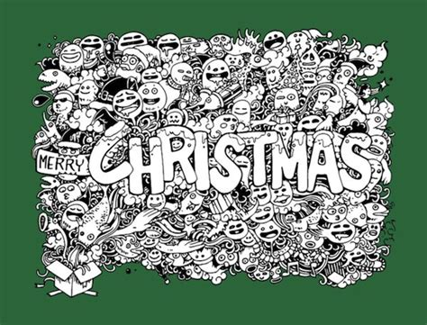 doodle merry doodle t shirts by irondesign incl quot merry