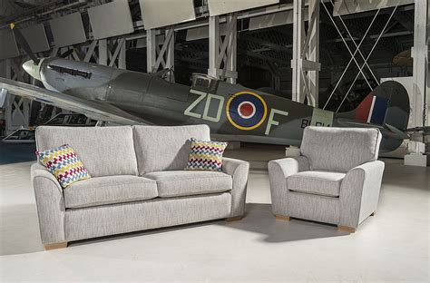 alstons upholstery ltd alstons upholstery spitfire 3 seater sofa