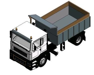 truck  rfa cad   mb bibliocad
