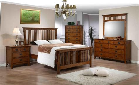 mission bedroom sets elements international trudy tr750qb qr mission style