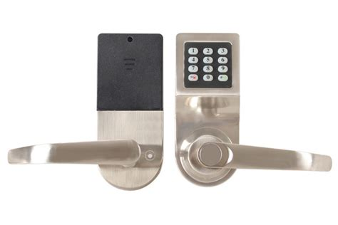 Kl 718 Code Key Id Card Remote Electronic Code Lock Key Code Front Door Lock