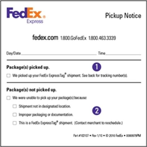 and delivery service options fedex