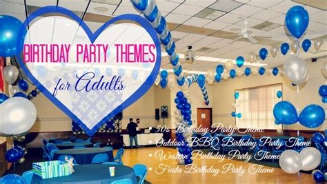 party themes elderly adult birthday party decor www pixshark com images