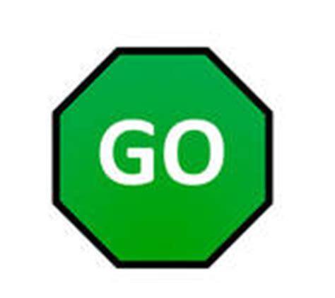 Go Sign Stock Illustrations - GoGraph Go Sign Clip Art