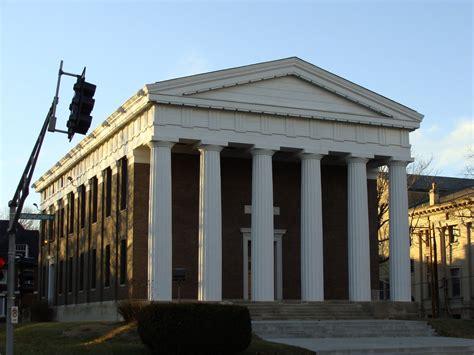 neoclassical architecture in america