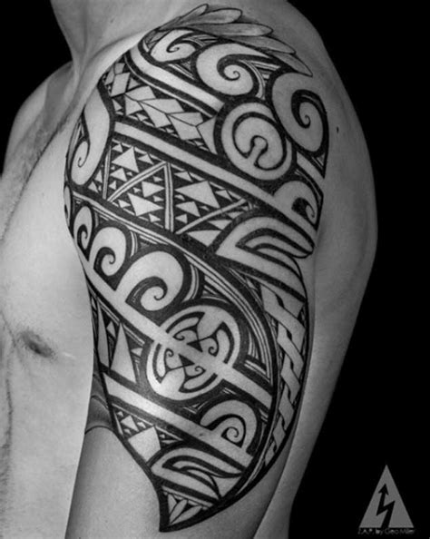 blending tribal tattoos 30 ridiculously amazing tribal tattoos by california