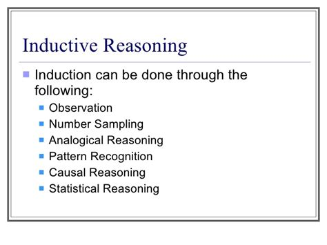 inductive kick inductive kick test method 28 images induction and deduction reasoning exle images