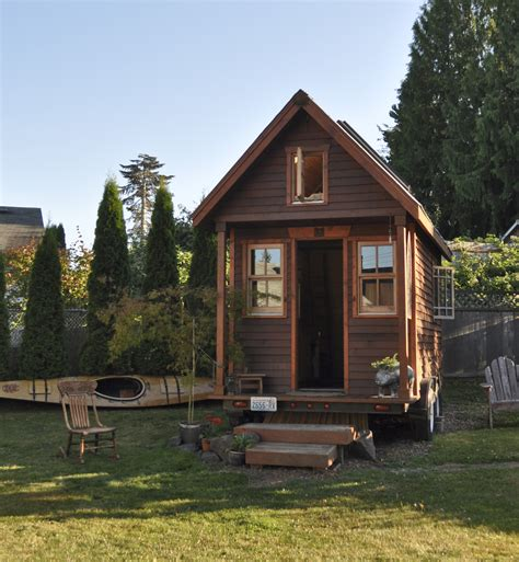 Small Homes Portland Green Thoughts Small Houses Make Room For Change