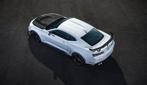 2018 Chevy Camaro ZL1 1LE Extreme Track performance