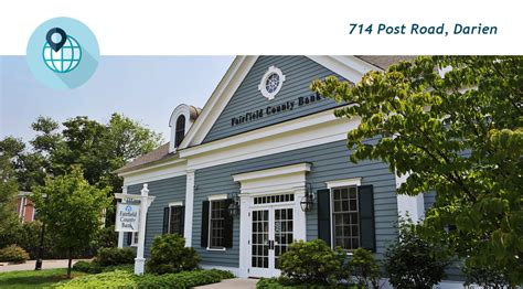 Fairfield Post Office Hours by Fairfield County Bank