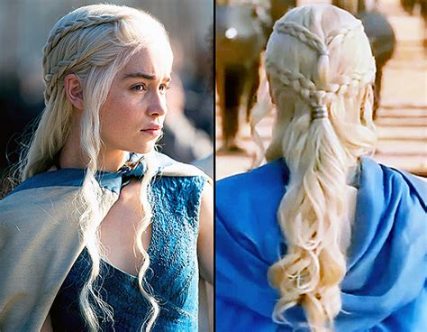 daenerys targaryen hair khaleesi hair tutorial archives lela london travel