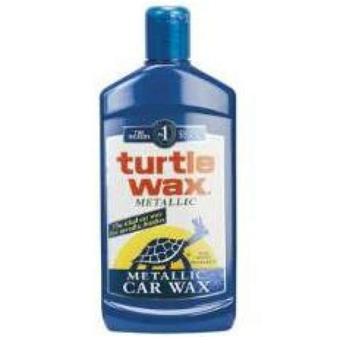 Turtle Metallic Car Wax by Turtle Wax Turtle Was Metallic Car Wax 500ml Buy