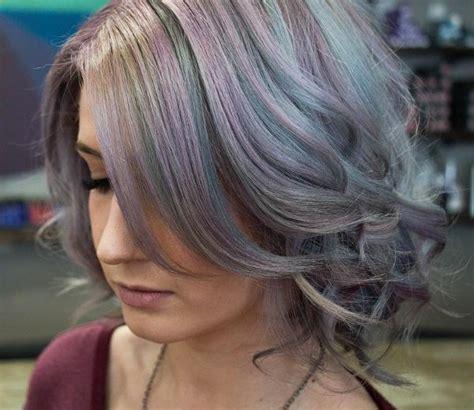 graue haare trend