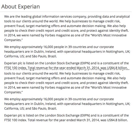 Credit Dispute Letter Experian Top 1 271 Complaints And Reviews About Experian