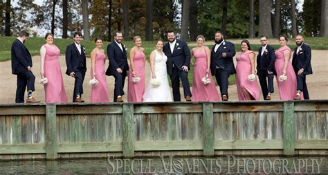 christmas warwick hills steven s warwick country club wedding special moments photo