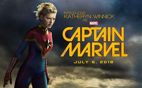 captain marvel film news vikings katheryn winnick would love to play captain