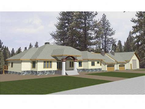 ranch style home plans eplans eplans ranch house plan five bedroom ranch 5824 square
