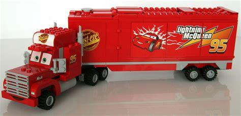 truck car cars 8486 mack s team truck i brick city
