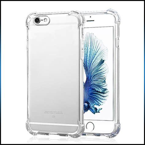 capinha iphone 6 6s silicone transparente antichoque r 14 99 em mercado livre