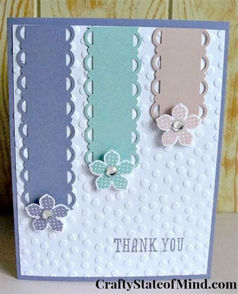 Easy Handmade Thank You Cards - best 25 handmade thank you cards ideas on