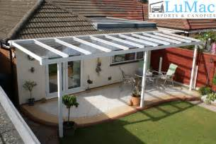 Patio Canapy by Patio Canopy Clear As Glass Canopies