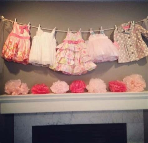 how to make baby shower decorations at home 22 insanely creative low cost diy decorating ideas for