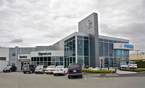 mazda car dealership going getting ready to strut my stuff at the