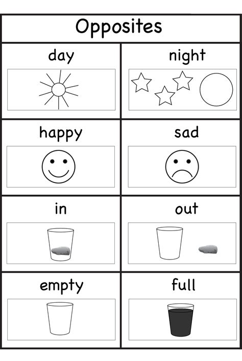 Printable Worksheet For 3 Year Olds | worksheets for 3 years old kids activity shelter