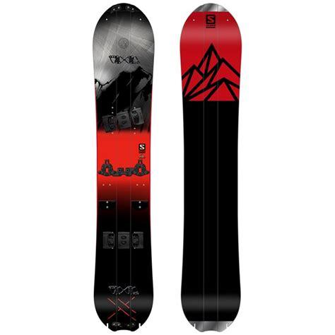 tavole snowboard salomon salomon premiere splitboard 2017 evo