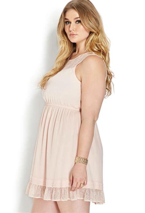 Dress Bisa Banyak Model model dress terbaru untuk wanita yang bertubuh gemuk